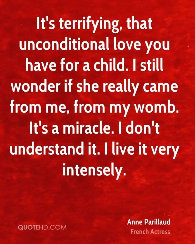 Unconditional Love Quotes 36