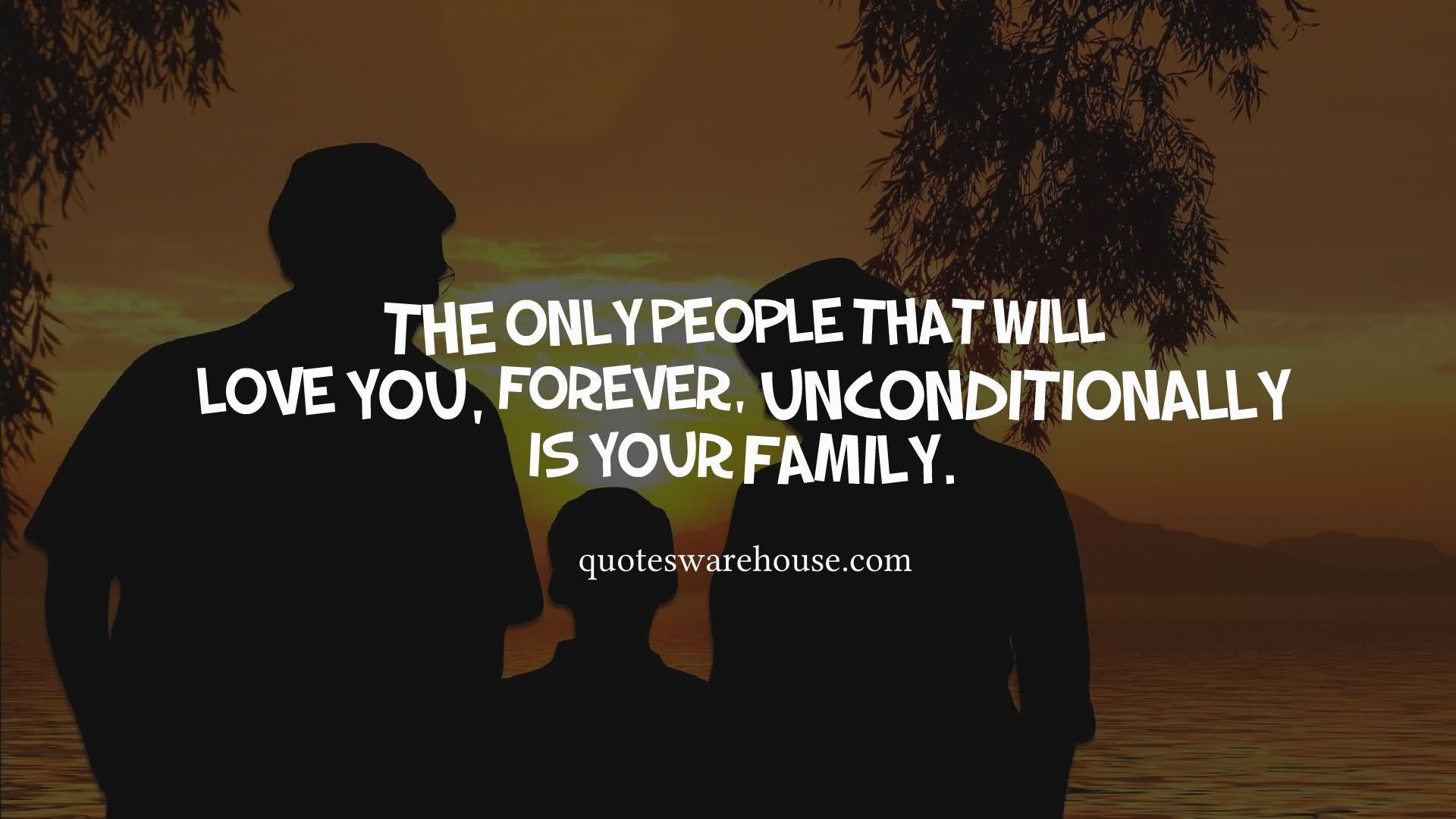 Unconditional Love Quotes 44