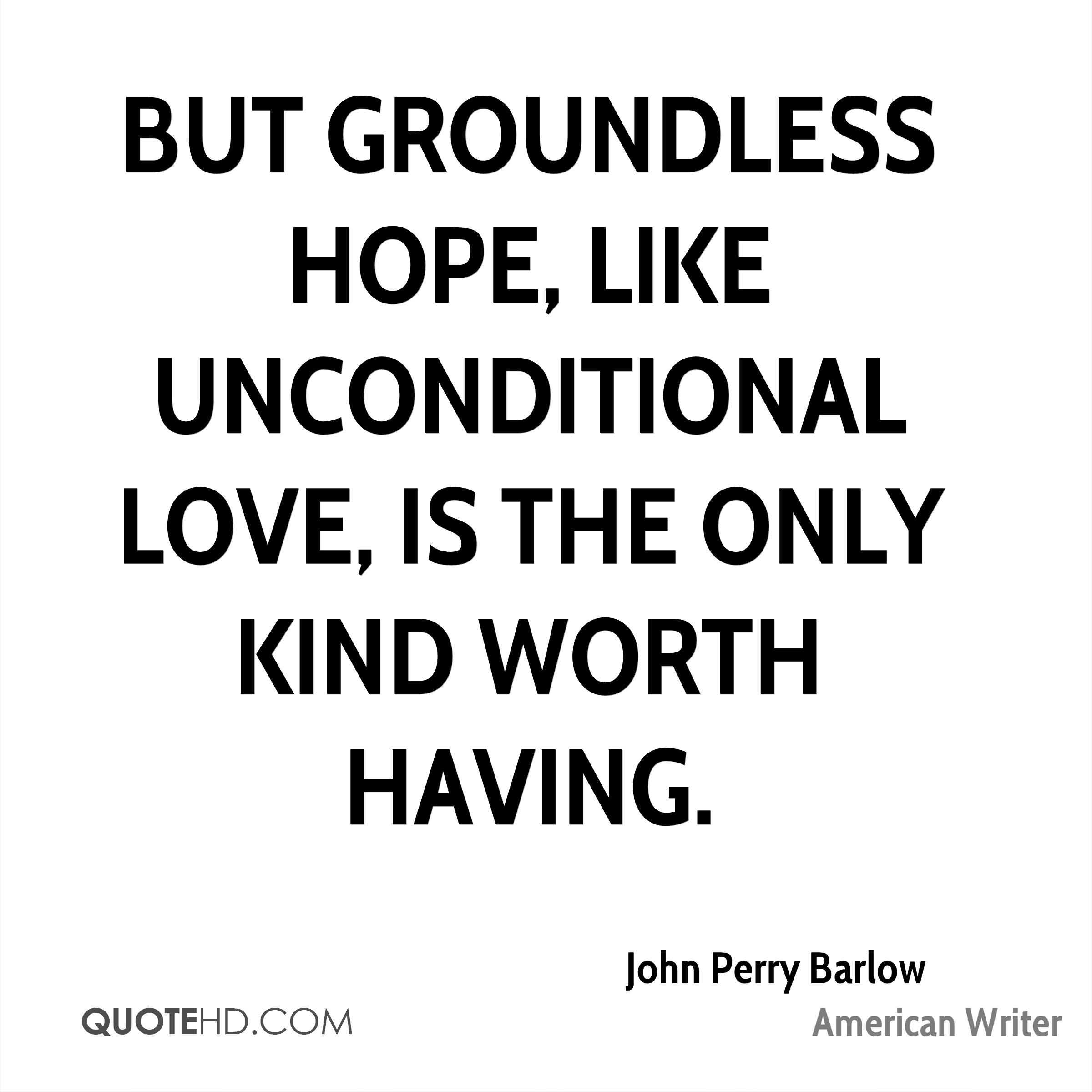 Unconditional Love Quotes 45