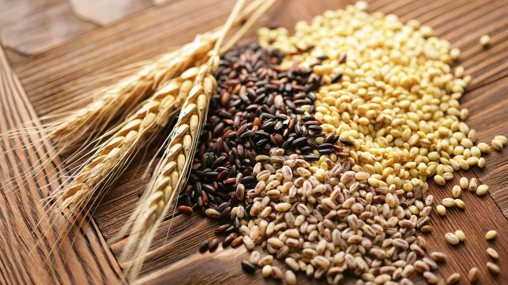 Whole Grains @ Healthy Food For Pregnancy