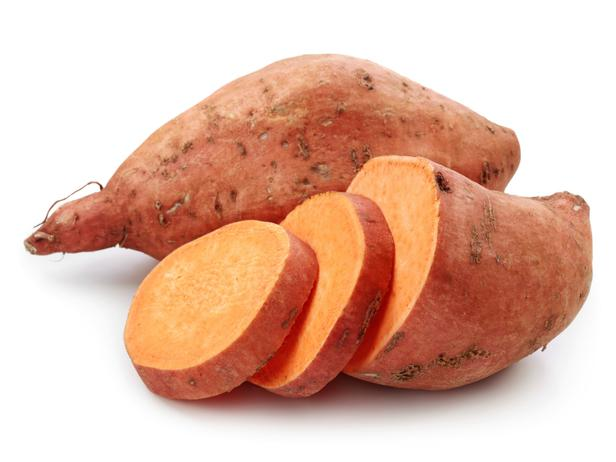 Yams @ Healthy Food For Baby