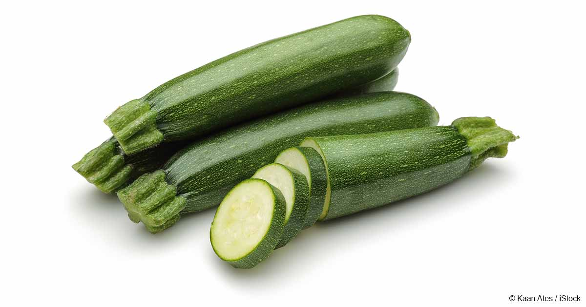 Zucchini @ Healthy Food For Baby