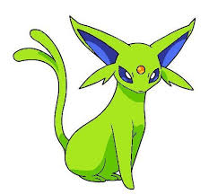greeny pokemon