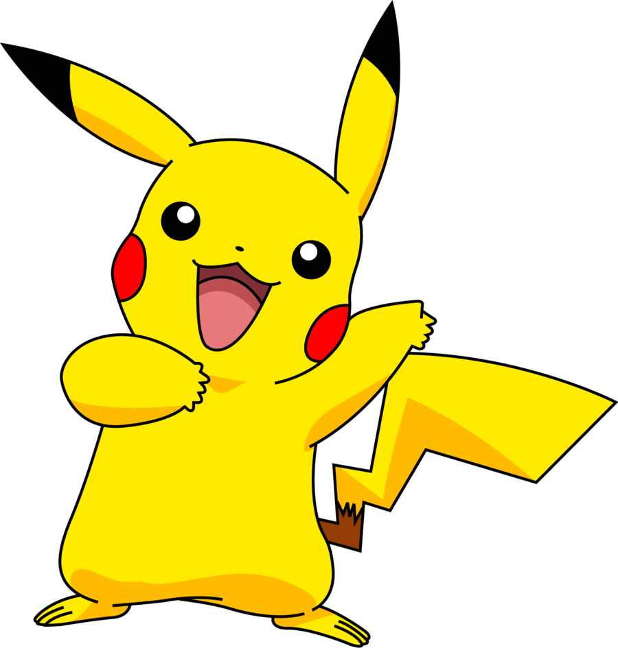 yellow pokemon
