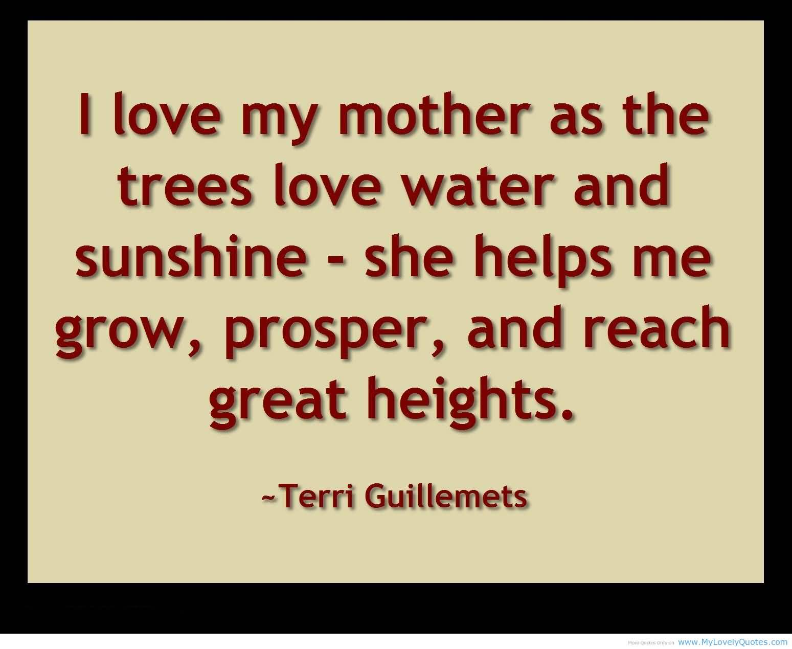 Bright Moms Quotes and Quotations