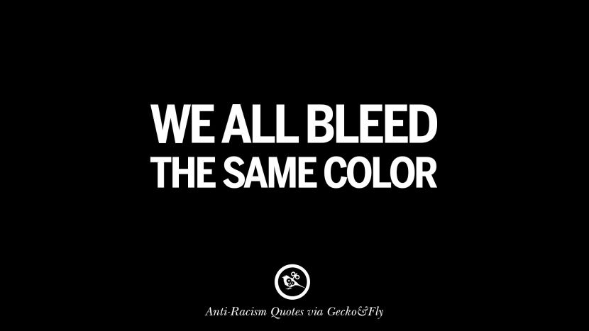 75 Anti Racism Quotes And Sayings Collection Segerios