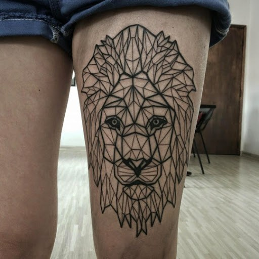 Outstanding Lion Tattoo Designs
