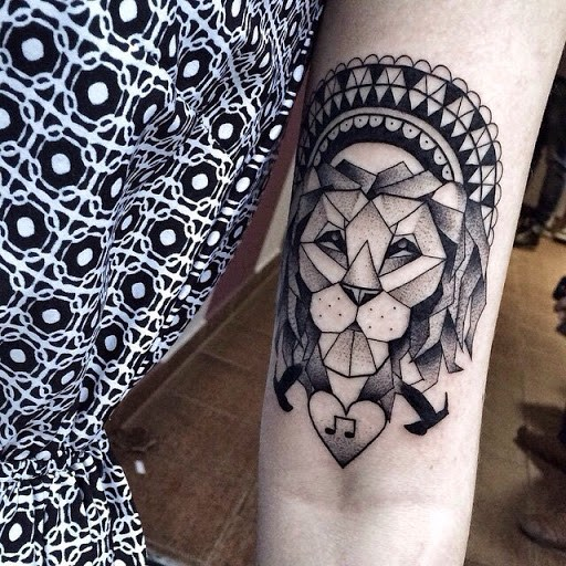 Outstanding Lion Tattoos
