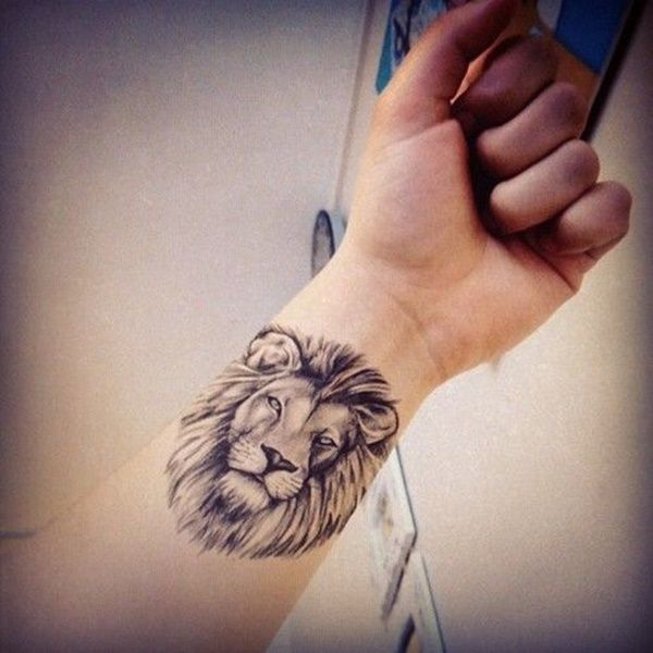 Superb Lion Tattoo