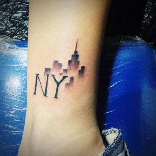 Amazing Ankle Tattoo Designs