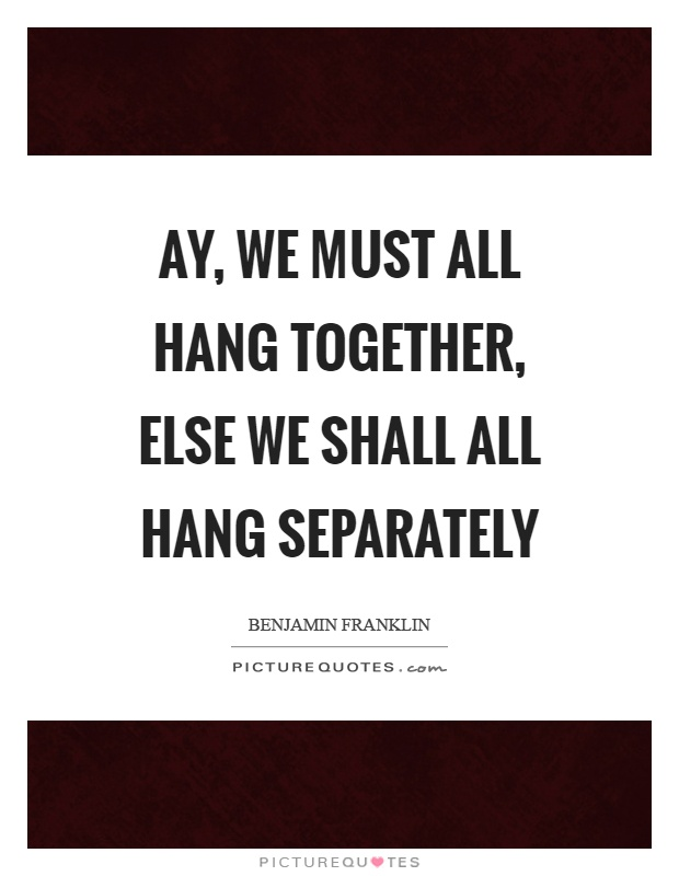 Amazing Benjamin Franklin Quotes