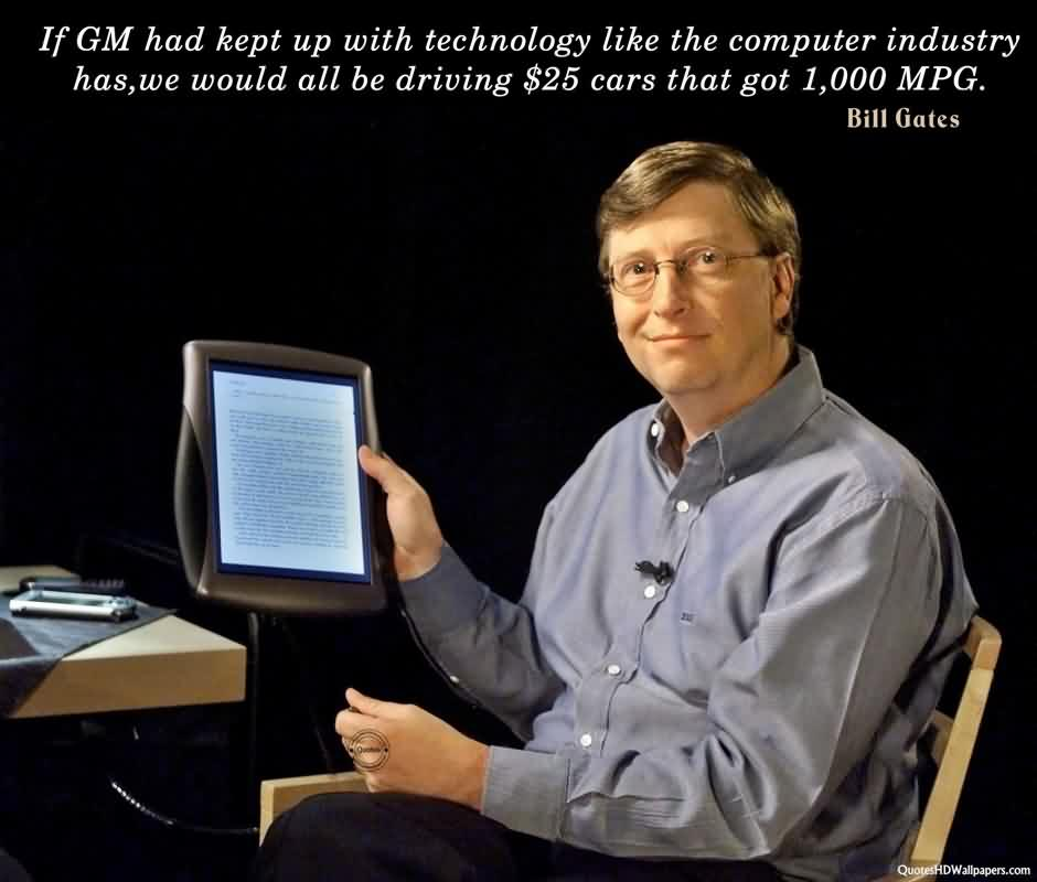 Amazing Bill Gates Quotes