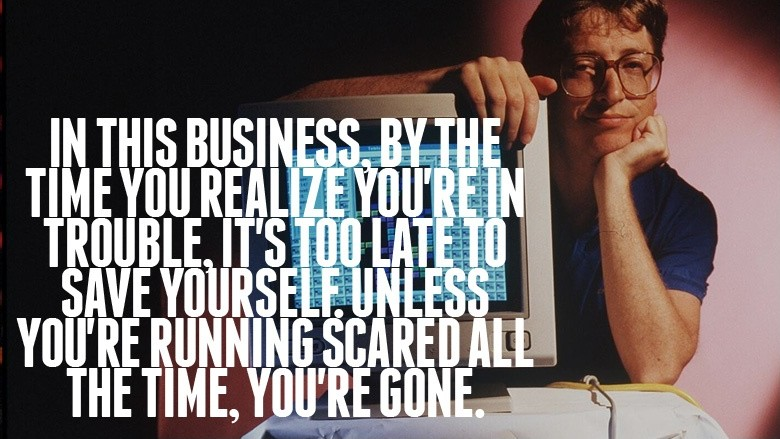 Amazing Bill Gates Sayings