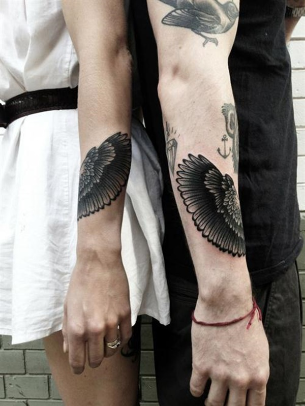 Amazing Black Tattoos