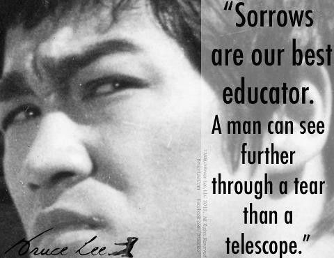 Amazing Bruce Lee Quotation and Sayings