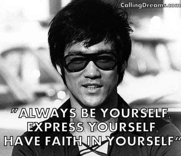 Amazing Bruce Lee Quotations and Sayings