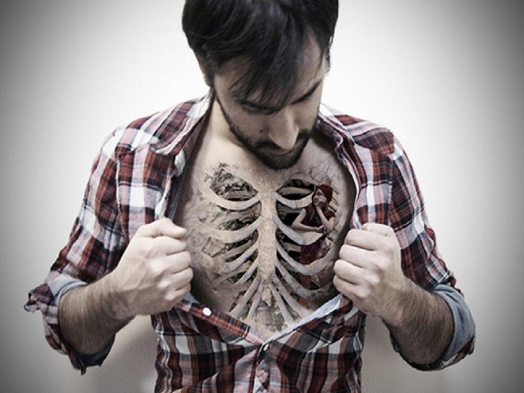 Amazing Chest Tattoo Designs
