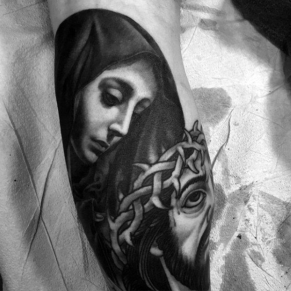 Amazing Christian Tattoo