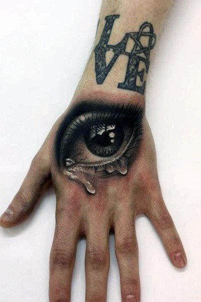 Amazing Hand Tattoos Designs