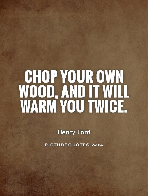 Amazing Henry Ford Quotations