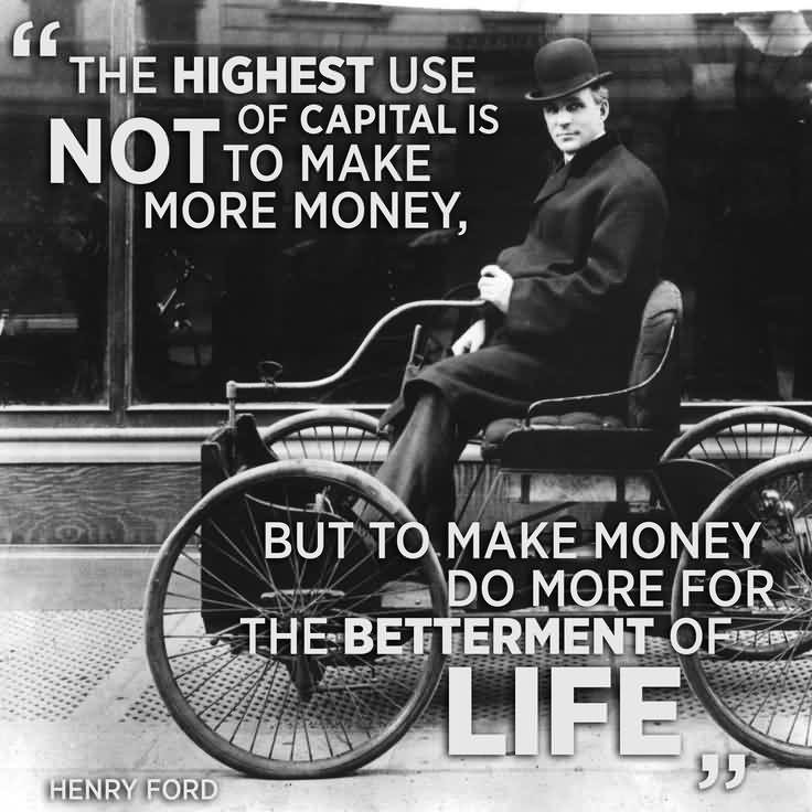 Amazing Henry Ford Quotes