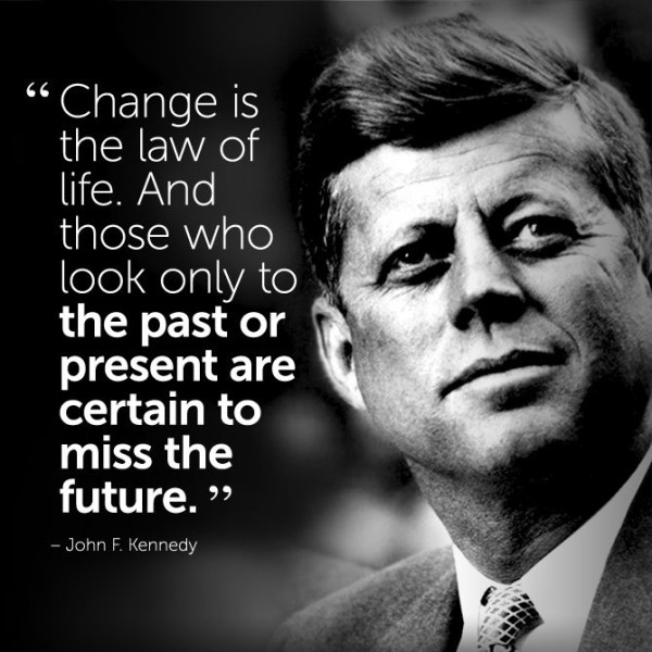 Amazing John F. Kennedy Quotes
