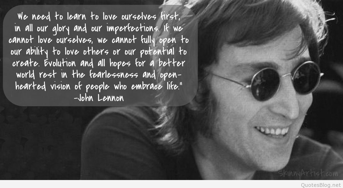 Amazing John Lennon Quotes