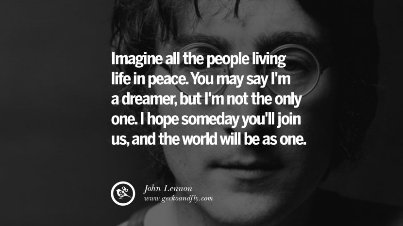 Amazing John Lennon Sayings