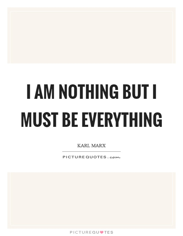 Amazing Karl Marx Sayings