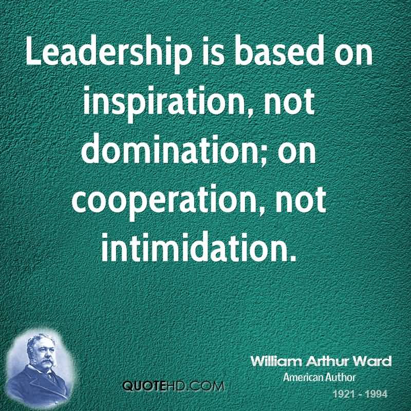 Amazing Leadership Quotes