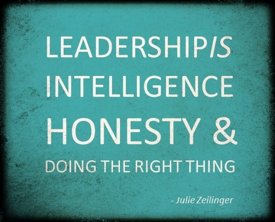 Amazing Leadership Sayings