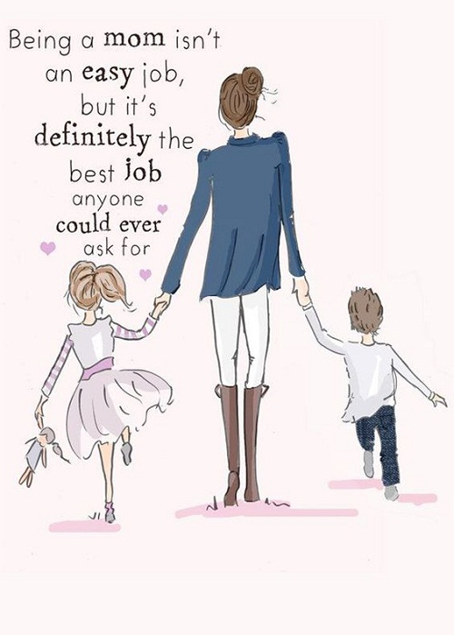 Amazing Mom Sayings