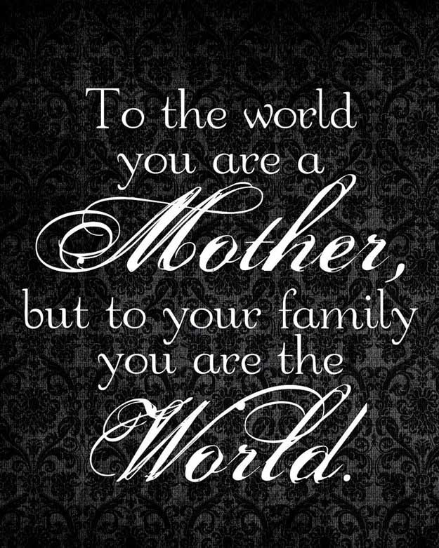 Amazing Mothers Day Quotes