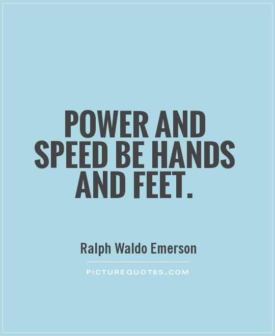 Amazing Ralph Waldo Emerson Quotation