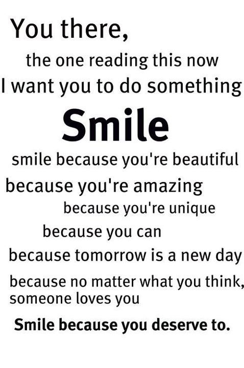 Amazing Smile Quotations