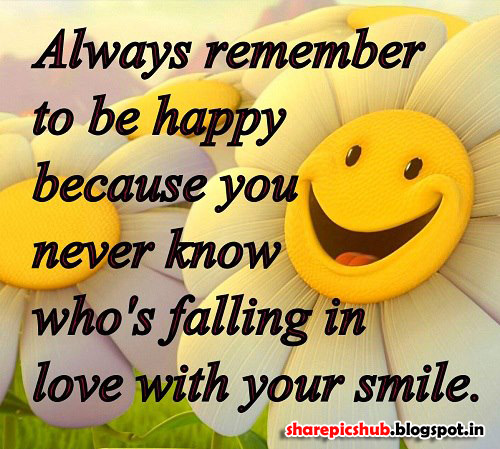 Amazing Smile Quotes