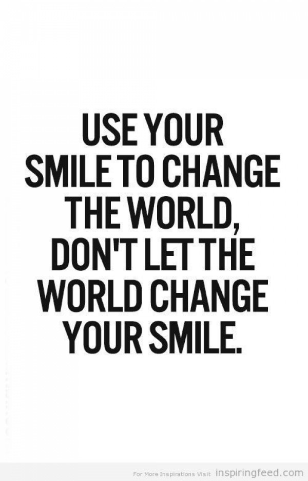 Amazing Smile Sayings