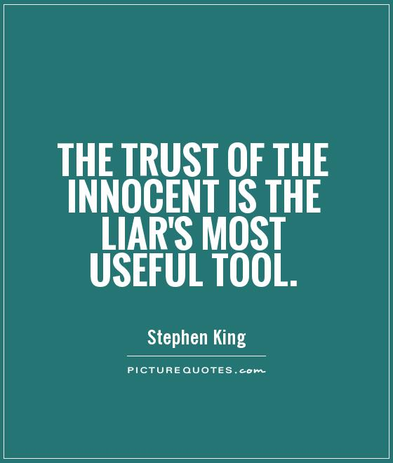 Amazing Trust Quotations