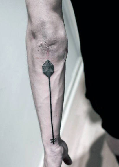 Attractive Abstract Tattoos Designs