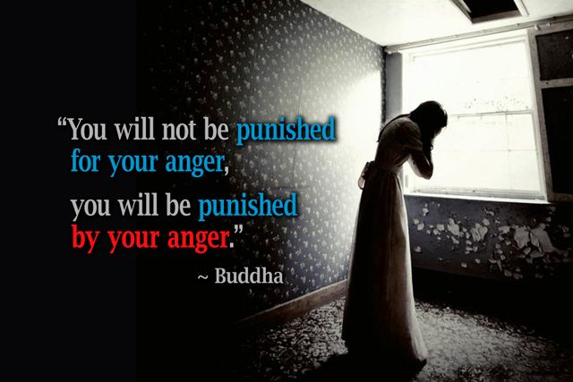 Attractive Anger Sayings