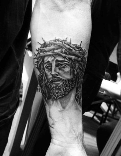 Attractive Christian Tattoo Designs