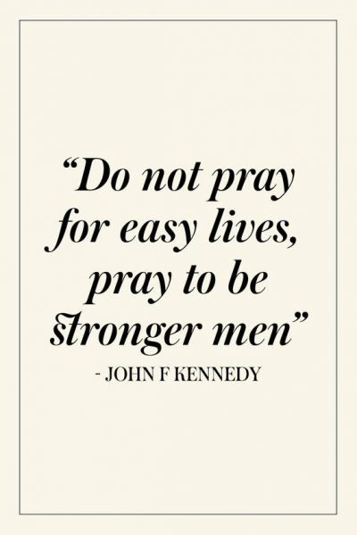 Attractive John F. Kennedy Quotations