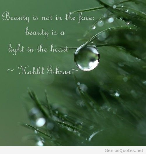 Attractive Khalil Gibran Quotations