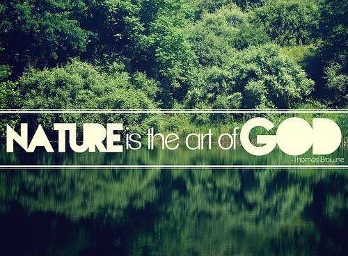 Attractive Nature Quotations