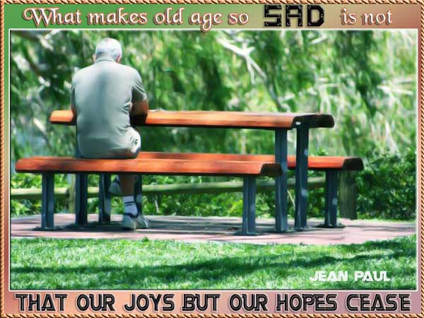 Awesome Age Sayings