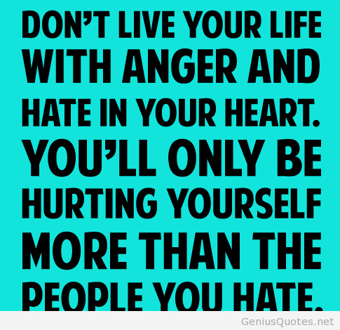 Awesome Anger Quotes