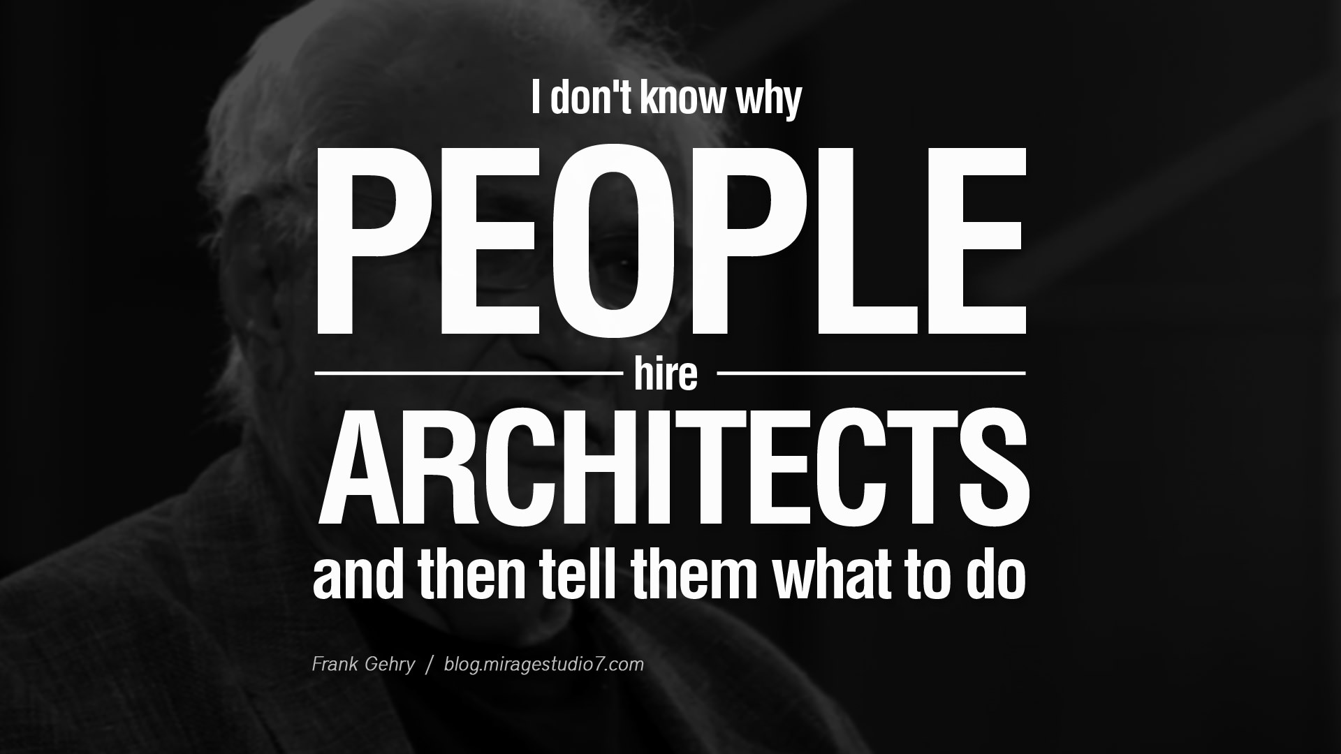 Awesome Architecture Quotes