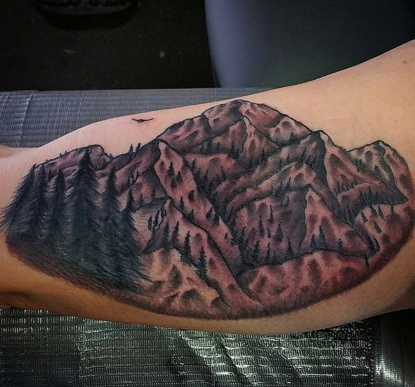 Awesome Bicep Tattoos