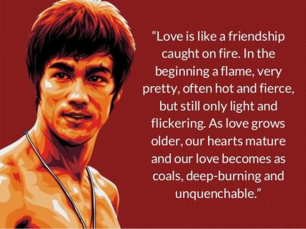 Awesome Bruce Lee Sayings