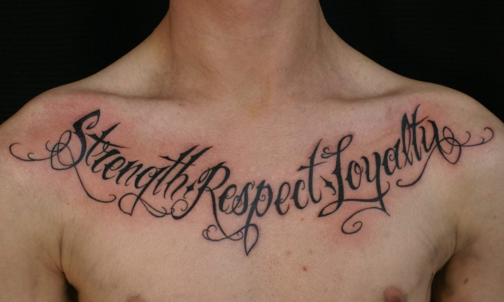 Awesome Chest Tattoos Designs